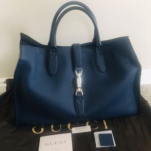 Gucci Jackie Soft Tote